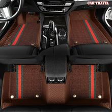 Car-Floor-Mats Cadillac Escalade Car-Accessories Car Travel SRX Custom for CTS Ct6/Xt5/Ct6/..