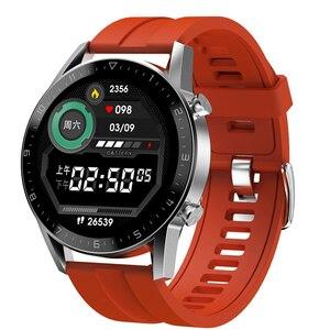 Image 4 - DTNO.1 DT92สมาร์ทนาฬิกาผู้ชายบลูทูธCall IP68กันน้ำHeart Rateความดันโลหิตออกซิเจนกีฬาผู้หญิงSmartwatch PK S10 L13