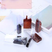 Сделай сам материал эпоксидная смола смола поделки лист прозрачный пластик ювелирные изделия изготовление инструменты аксессуары кулон браслет ожерелье принт