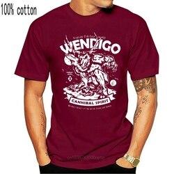 Men tshirt Short sleeve Wendigo Wendigo T Shirt One neck Women t-shirt