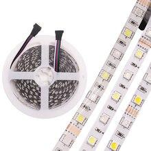 12 v Светодиодные ленты светильник 5 м Водонепроницаемый 5050