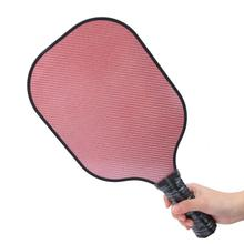 Ball-Accessory Pickleball Paddle Plating-Board Game-Training-Equipment Carbon-Fiber Anti-Skid