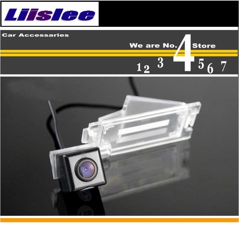Liislee ل دودج كاليبر 2007 ~ 2012 جودة عالية الرؤية الخلفية كاميرا احتياطية سيارة كاميرا ل PAL/NTSC لاستخدام/CCD + RCA