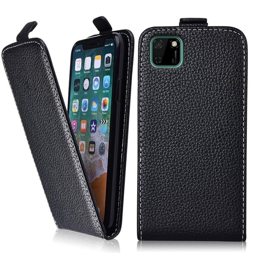Étui à rabat pour Huawei Honor 9 S housse Honor9 S mignon sac de téléphone en cuir étui uni pour Huawei Honor 9 S 9 S étui