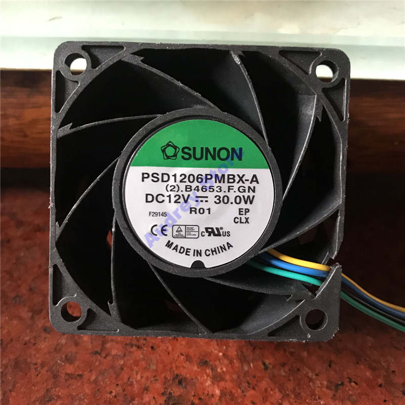 for SEI 9cm Server Cooling Fan 9025 24V 0.15A A9225B24MD Double Ball