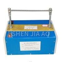 1 adet manuel küçük dokuma sıcak kesme makinası Velcro marka sıcak kesme makinası elektrikli Velcro marka kesme makinesi 220V