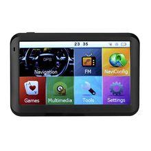 5 Inch Vehicle GPS Navigation Car GPS Na