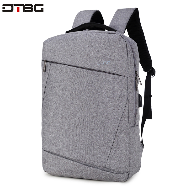 DTBG Gray Backpack 15.6