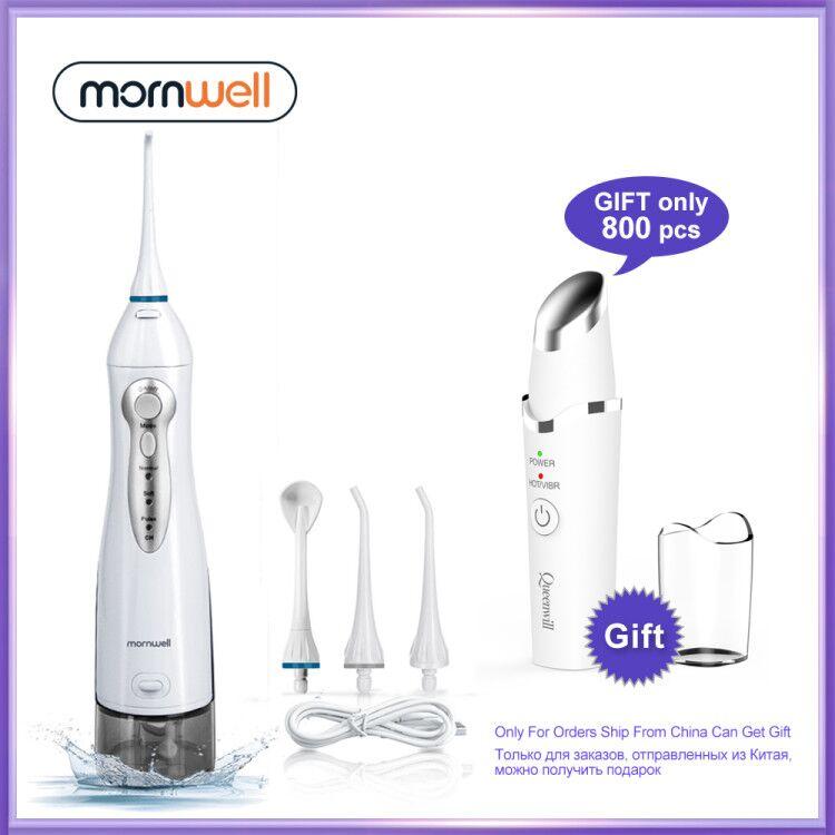 Water-Flosser Teeth-Cleaner Oral-Irrigator 300ML Rechargeable Dental USB