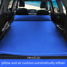 Inflatable Bed Trunk-Mattress Traveling SUV Bed-Split CAR Factory-Direct