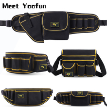 Storage-Bag Pliers Hardware-Tool Pocket-Wrench Cloth Waist-Pack Multi-Function Oxford