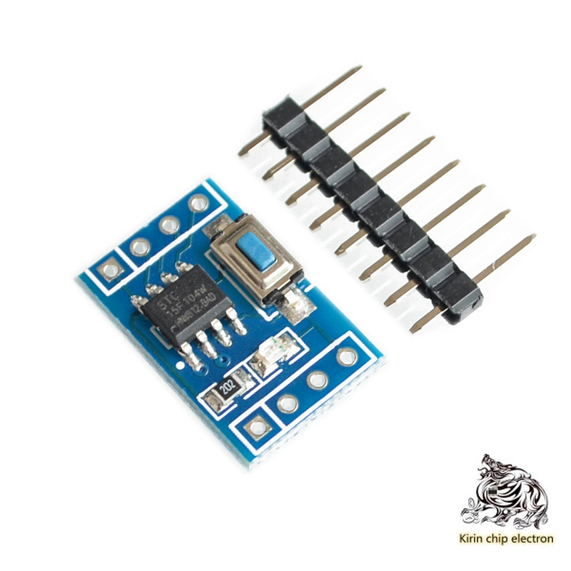 5pcs / Lot Stc15f104w Single Chip Module Core Board Learning Board Development Board Replaces Stc15f104e