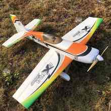 RC Спорт 3D самолет Экстра 300 комплект и комплект с мотором
