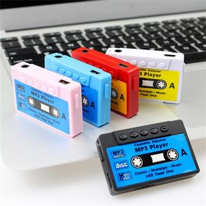 Mp3-Player Ideal Mini Cassette Support Usb-Flash-Dish Micro Slot Tf-Card 32G No Gifts