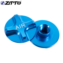 ZTTO MTB Bike suspension Mountain Bicycle Air Gas Shcrader American Valve Caps Bike Suspension Fork Bicycle Front fork parts 26 27 5 29 inch bike fork mtb mountain bicycle air suspension fork shoulder control