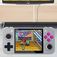 1Set RG350 Handheld Video Game Console MINI 3.5 IPS Screen Game Player 32G Card