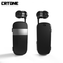 Best New K53 Mini Wireless Bluetooth Earphone Call Remind Vibration Sport Headphone Clip Headset PK F990 F910 F920