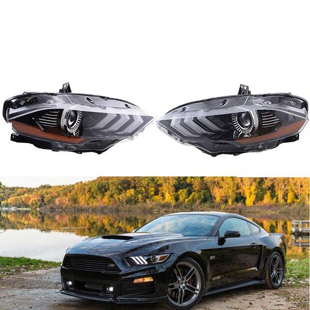 F ord Mustang 2018 +   Moteur noir (Plug et Play) pour F ord Mustang