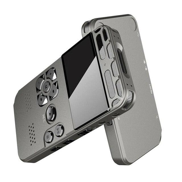 8 gb recarregável lcd digital áudio som gravador de voz portátil ditaphone mp3 player sga998