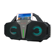 60W T-363 Outdoor Bluetooth Speaker High Power Card Portable