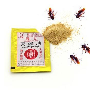 1pc Insecticida Para Cucarachas Veneno De Cucaracha Mata Eliminar Las Acabar Con