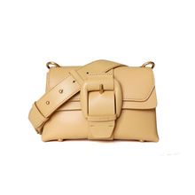 Spring Or Summer 2020 Crossbody Bags For Women Soft Genuine Leather Postman Fema