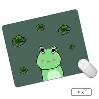 Neue Schöne Computer Maus Polsterung Cartoon Tier Maus Pad Für MacBook Xiaomi Lenovo Nicht-Slip Büro Schreibtisch Matte Stil maus