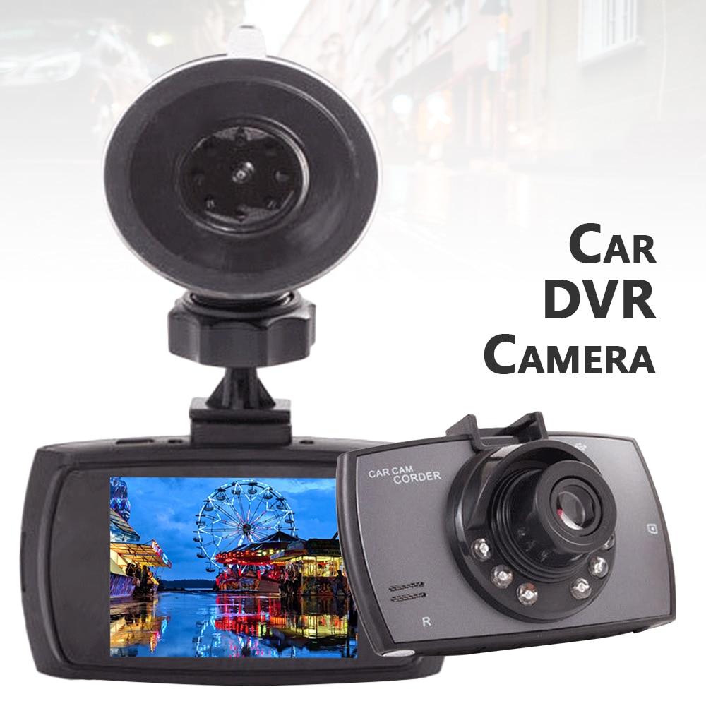 "4/"" Vehicle 1080P HD Car Dashboard DVR Camera Video Recorder Dash Cam G-Sensor US"