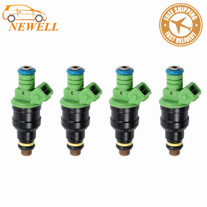 4pcs/lot Fuel Injector Nozzle CDH275 63P-13761-00-00 for YAMAHA F150 Four Stroke Outboard(China)