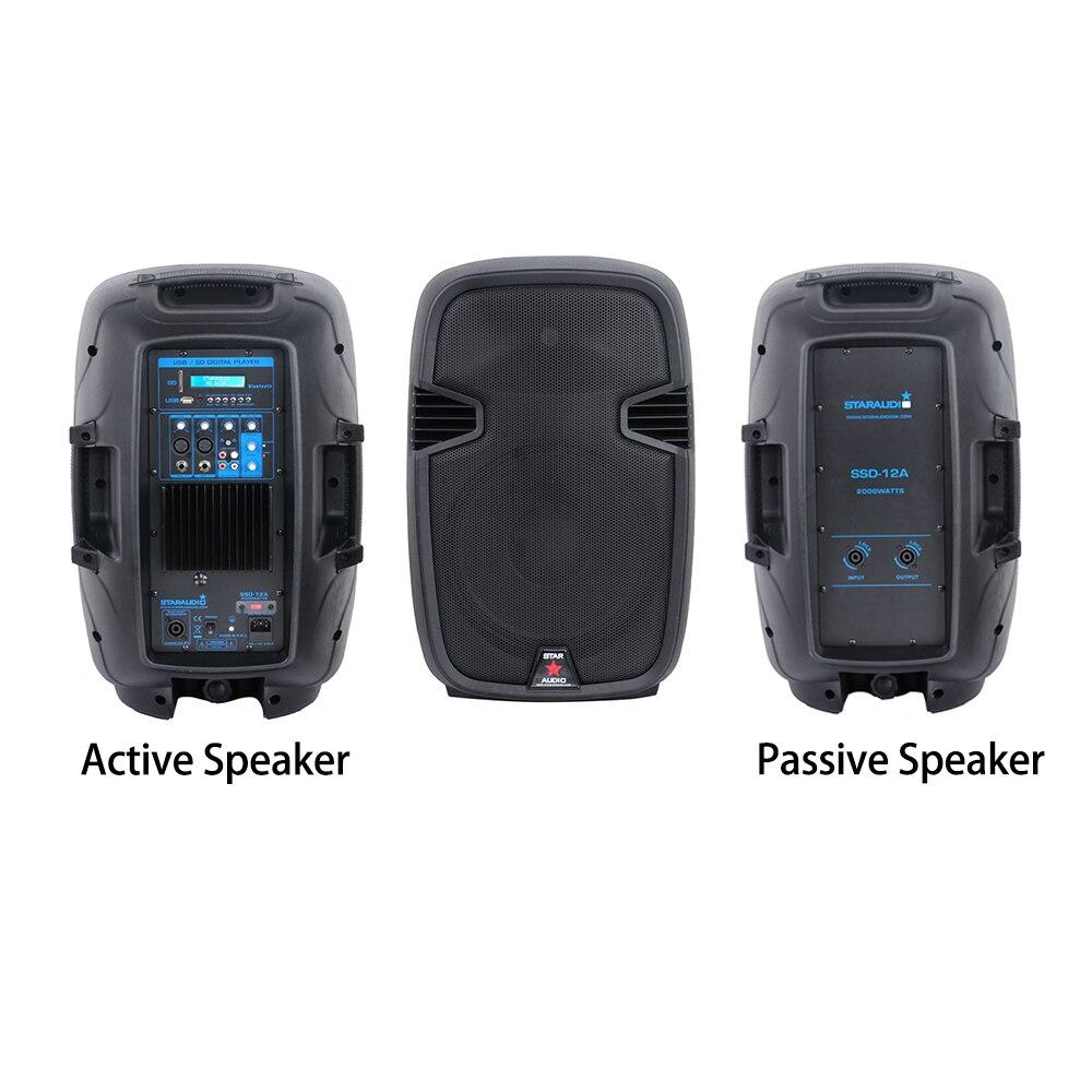 audio stage dj pa speakers