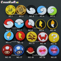 1x From No.1-19 Joystick Cover Thumb Stick Grip Cap For Nintend Switch Lite NS Joy-Con Controller JoyCon Gamepad Thumbstick Case