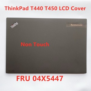 New For Lenovo ThinkPad T440 T450 Lcd Rear cover back AP0SR000400 04X5447 Non-touch