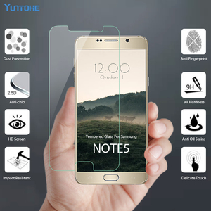 Wholesale Tempered Film 2.5D 9H For Samsung Galaxy 7562 G9098 I679 W2016 S3 Screen Protector Phone Protective Tempered Glass