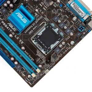 Image 4 - Asus P5G41T M LX V2 Desktop Motherboard G41 Socket LGA 775 For Core 2 Duo DDR3 8G SATA2 VGA uATX Original Used Mainboard