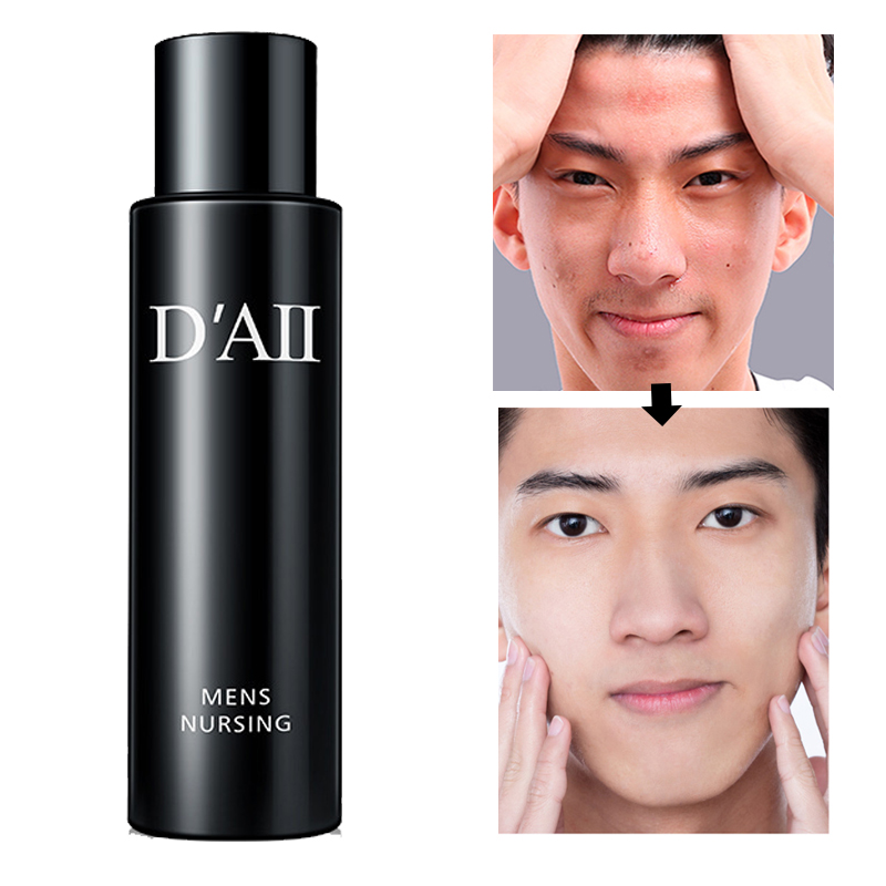 Facial Toner Mens Sodium Hyaluronate Pore Minimizer Face Tonic