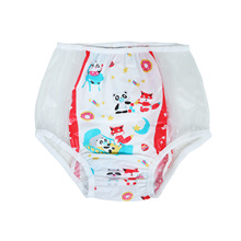 2021ABDL adult diapers Red Fox diaper pvc reusable baby onesize plastic bikini pants DDLG adult bebe new underwear diapers free