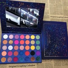 35Color Shimmer Matte Eyeshadow Pallete Pressed Glitter EyeShadow Palette Pigment Makeup Palette Maquiagem Profissional completa caseier 10000mah mini powerbank for iphone xiaomi samsung led bank external battery power bank powerful bank portable charger