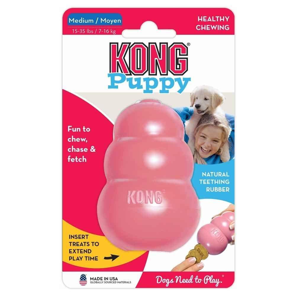 Игрушка-воблер KONG All series и все размеры для щенков, игрушка для собак и кошек из прочного натурального каучука, веселая жевательная игрушка для собак и кошек-1