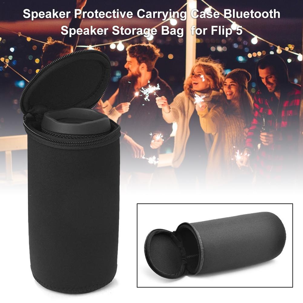 Estuche de transporte protectora para Altavoz Bluetooth, bolsa de almacenamiento para jbl flip 5, altavoz inalámbrico para Bluetooth Flip5|Accesorios de altavoces|   - AliExpress