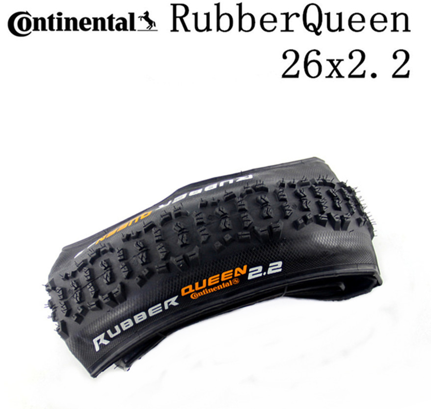 Continental mtb foldable Tyre Rubber Queen Tire Mountain Bicycle tires <font><b>26x2.2</b></font> tubuless tire image