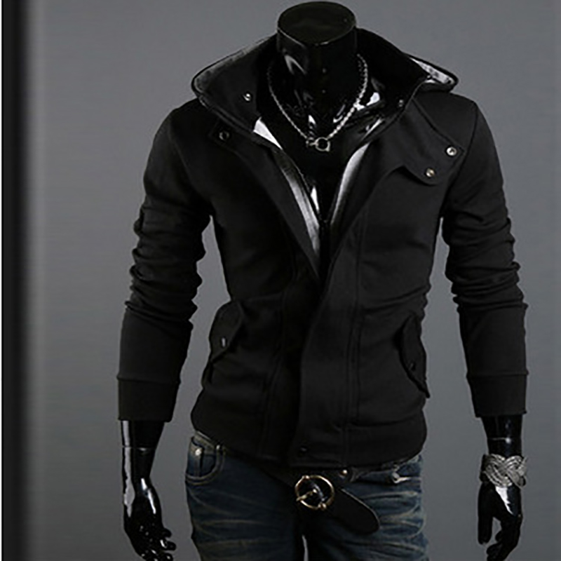 Male Overcoat Long Jacket Coat Men Trench Coat Trenchcoat Masculina Windbreaker Outwear Cotton Fabric Winter Jackets Mens