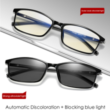 Blue Light Filter Computer Glasses TR90 For Blocking UV Anti Eye Eyestrain Trans