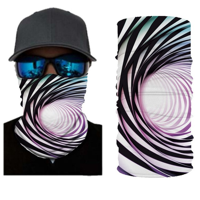 Mask Head Scarf Neck Cover With Safety Filter 2