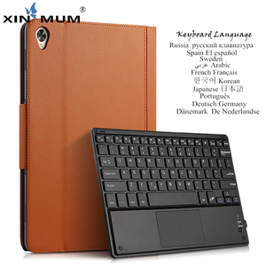 Для Huawei MediaPad M6 Pro M6 10,8 ''чехол VRD-L09 SCM-AL09 W09 Bluetooth клавиатура PU кожаный чехол для планшета Многоязычный язык
