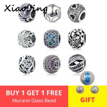 цены Hot sale 100% 925 Sterling Silver charm Beads Fit Original Pandora Bracelets Berloque Authentic DIY beads Jewelry making Gifts