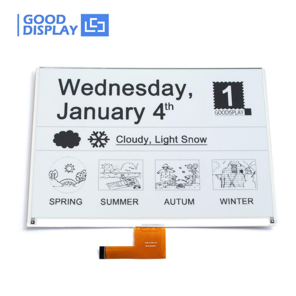 11.6 Inch E-paper Display With 960x640 Resolution Large Size E Ink Screen