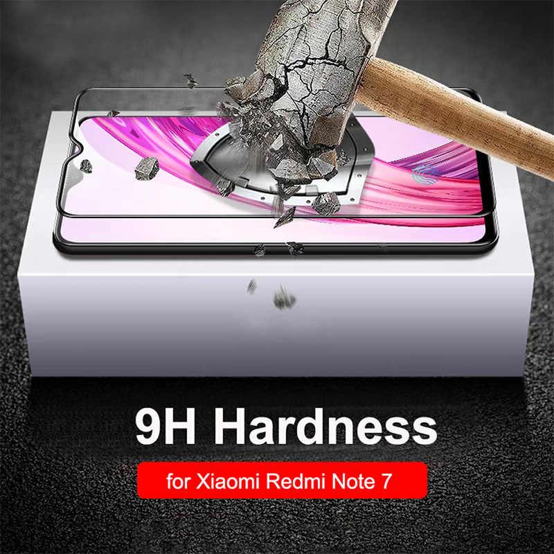 9D Anti-Scratch Hohe Transparenz Schutz Glas für Redmi 7 6 Pro 5 Plus 6A 5A 4X Screen Protector für Redmi Y3 Y2 S2 Gehen