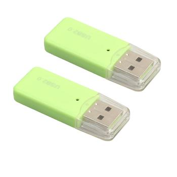 1Pc Fashion Portable Micro Sd TF USB 2.0 480 Mbps High Speed Memory Card Reader Adapter Кард-ридер image