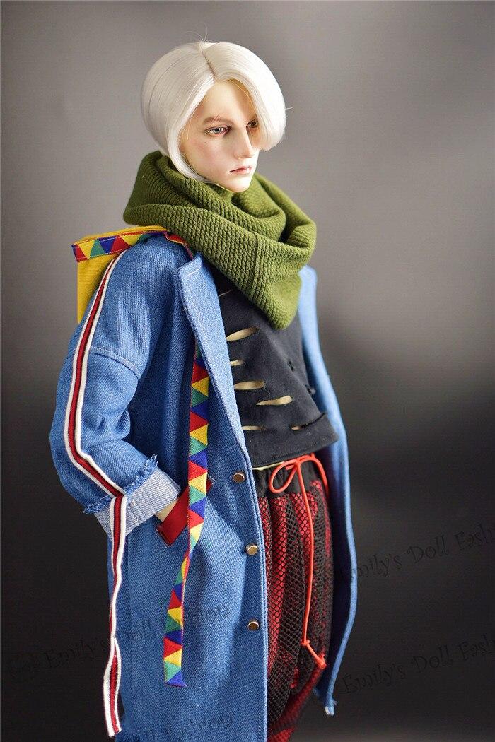 Bjd Sd10 Blythe Clothing CASUAL COSTUME (boys) Clothing Patterns Kit DIY Kits