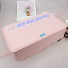 Manicure-Tools Sterilizer Nail of Telephone Jewelry Disinfection Ozone Makeup Uv-Light